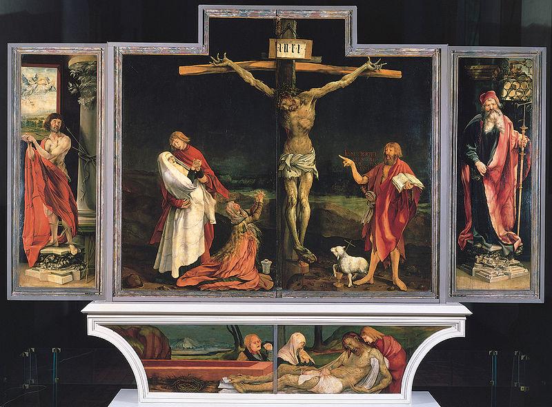 イーゼンハイム祭壇画